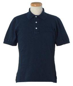 ハイドロゲン 114006 ポロシャツ M BL 018#