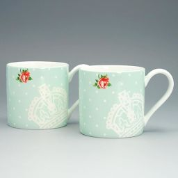 Royal Albert 25842 POLKA ROSE mug #