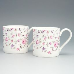 Royal Albert 25842 ROSE CONGETTI Mug #