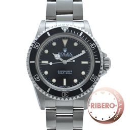 ROLEX Submariner Ref 5513 R Number B with border USED