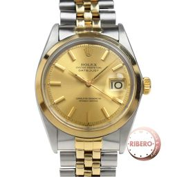 Rolex Datejust Ref 1600 made in 1964 SS / YG USED