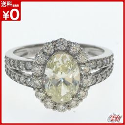 New article Natural diamond 1.163ct Diamond 0.60ct Total 1.763ct Platinum 900 ring