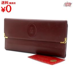 Must Do Purse Tri-Fold Long Wallet