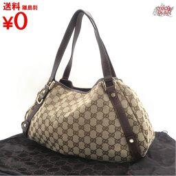 GG canvas handbag