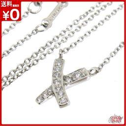 パロマ ピカソ コレクション キス ダイヤモンド ペンダント ネックレス