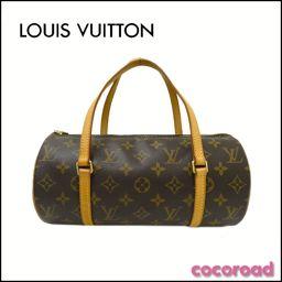 美品 LOUIS VUITTON(ルイ・ヴィトン)ハンドバッグ  パピヨンPM  モノグラム M51386