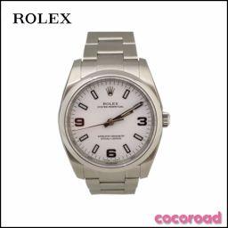 美品 ROLEX(ロレックス)メンズ腕時計 オイスターパーペチュアル Ref 114200 ランダム 自動巻き