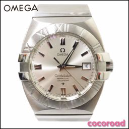 OMEGA (Omega) Men's Watch Constellation Double Eagle 1511.30 Quartz SS