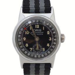 ORIS(オリス)腕時計  ポインターデイト スモールセコンド 7312