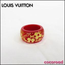 LOUIS VUITTON(ルイヴィトン)バーグトロピカルカクテル リング Size#13[ce]【中古】