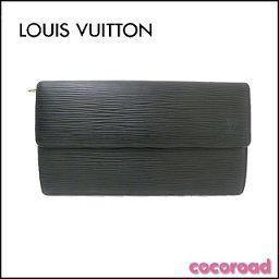 LOUIS VUITTON(ルイヴィトン) エピ ポシェット・ポルトモネクレディ M63572 長財布[ce]【中古】