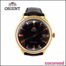 ORIENT(オリエント)腕時計 バンビーノER24-D0-A メンズ 自動巻き 【Ce野々市店】