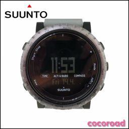 美品 SUUNTO(スント)腕時計 メンズ CORE (コア) SS020344000【Ce野々市店】