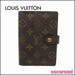 LOUIS VUITTON(ルイ・ヴィトン)手帳カバー アジェンダPM モノグラム R20005【Ce野々市店】