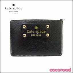 Kate Spade(ケイトスペード)カードケース  WLRU1147【Ce野々市店】