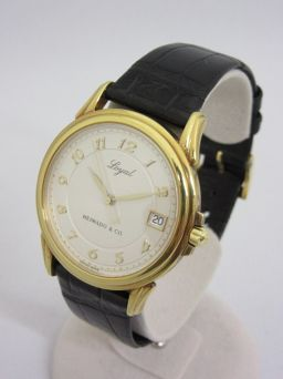 HEIWADO&CO. 平和堂貿易 18K Loyal メンズ 腕時計 [uz]【中古】