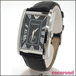 EMPORIO ARMANI(エンポリオ アルマーニ)メンズ腕時計 AR-1604[ya]【中古】