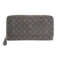 LOUIS VUITTON (Louis Vuitton) wallet Zippyuuoretto Monogram Iidir M63009 B