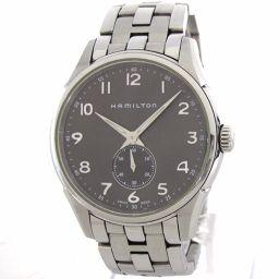 HAMILTON(ハミルトン)腕時計 ジャズマスター シンライン H384110 SS クォーツ メンズ
