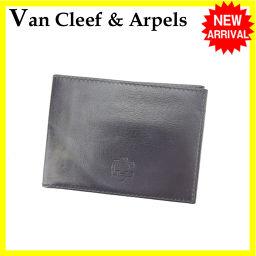 ヴァンクリーフ&アーペル Van Cleef & Arpels カードケース 男女兼用 顧客限定品 ノベルティ