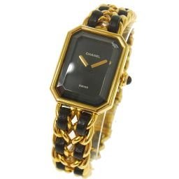 CHANEL(シャネル) プルミエール レディース腕時計 #L ゴールド/AK07381【中古】