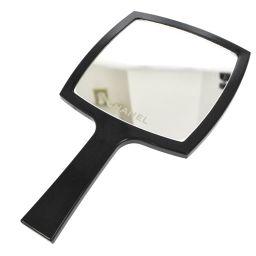 f2c0b0e71e13 CHANEL(シャネル) ハンドミラー 手鏡 ブラック/JT03520【中古】