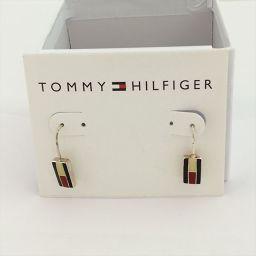TOMMY HILFIGER(トミーヒルルフィガー) イミテーション ピアス 【中古】 アクセサリー gf