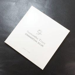 【大幅値下げ!!】Samantha Tiara (サマンサティアラ) ジュエリークロス 白 ホワイト マイクロファイバー/
