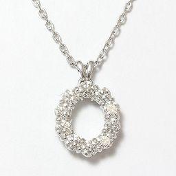 ROYAL ASSCHER(ロイヤルアッシャー) ネックレス ダイヤモンド 計0.50ct プラチナ(Pt850/Pt900) 【中古】 ジュエリー