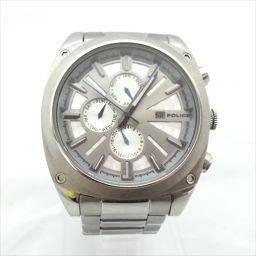 ポリス  クォーツ 12699J ステンレススチール(SS) メンズ 【中古】 腕時計 all shop HM1