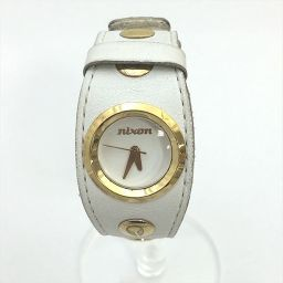 ニクソン クォーツ 4H クォーツ 男女兼用 【中古】 腕時計 all shop sz2