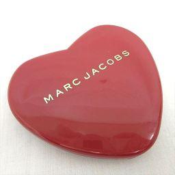 MARC JACOBS(マークジェイコブス) ハートモチーフ コンパクトミラー 手鏡 レッド 赤 / 【ブランドバッグ】