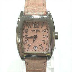 フォリフォリ ステンレススチール(SS) クォーツ レディース 【中古】 腕時計 all shop sz2