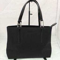 MISSONI ミッソーニ 黒 ナイロン/【中古 バッグ】all shop ok2