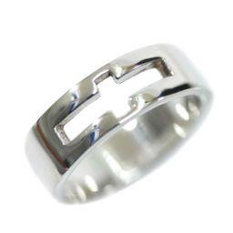 VANDOME Vend ド ー ム me Cross Design Ring / Ring Silver 925 Accessory No.13 Silver Unisex [Used]