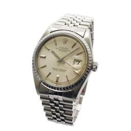 ROLEX ロレックス デイトジャスト オイスターパーペチュアル 1603 腕時計 シルバー文字盤 自動巻き シルバー メンズ【中古】