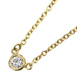 TIFFANY & Co. Tiffany By The Yard Necklace-18k Yellow Gold Jewelry Gold Women's [Pre]