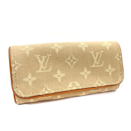 LOUIS VUITTON Louis Vuitton Myrtikle 4 Monogram Mini M92432 Key Case Monogram Minilan Beige Women's [pre]