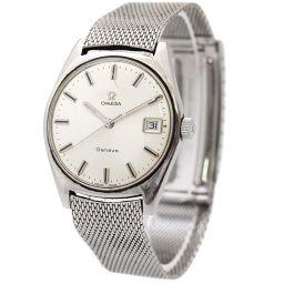 OMEGA Omega Geneva Watch Silver Dial Automatic Silver Men [pre]