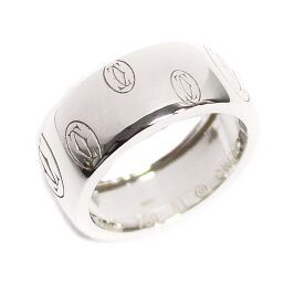 CARTIER Cartier Happy Birthday Ring / Ring K18 White Gold Jewelry No. 11 WG Unisex [Used]