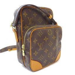 LOUIS VUITTON Louis Vuitton Amazon Monogram M45236 Shoulder Bag Monogram Canvas Brown Unisex [pre]