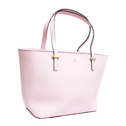Kate Spade Kate Spade Safiano Cedar Street PXRU5318 Tote Bag Leather Light Pink Women [pre]