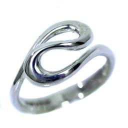 TIFFANY&Co. ティファニー オープンウェーブ リング・指輪 シルバー925 10号 シルバー レディース【中古】