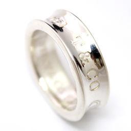 TIFFANY&Co. ティファニー 1837 リング・指輪 シルバー925 アクセサリー 10号 シルバー レディース【中古】