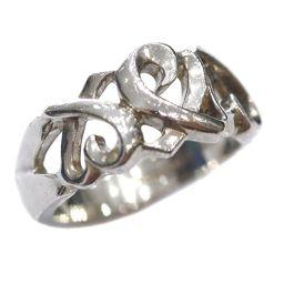 TIFFANY&Co. ティファニー ラヴィングハート リング・指輪 シルバー925 10号 シルバー レディース【中古】