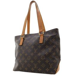 LOUIS VUITTON Louis Vuitton Hippo / Piano Monogram M51148 Tote Bag Monogram Canvas Brown Ladies [Pre]