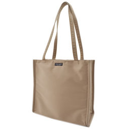 Kate Spade Kate Spade Tote Bag Nylon Beige Women [Used]