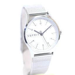 ESPRIT エスプリ ES1L034M0055 腕時計 シルバー文字盤 クオーツ シルバー レディース【中古】