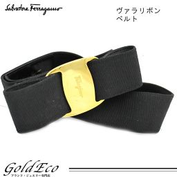 【Free Shipping】 Salvatore Ferragamo 【Salvatore Ferragamo】 Vara Ribbon Women's