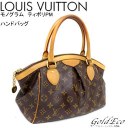 LOUIS VUITTON 【Louis Vuitton】 Monogram Tivoli PM Handbag M40143 commuter bag 【pre-owned】 Women's Bag
